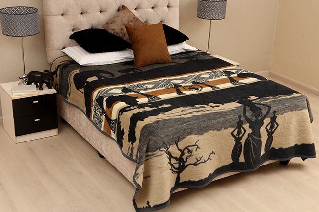 New Eland blanket - Africa at its best