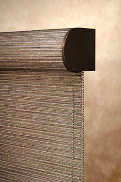 Hunter Douglas Alustra® Woven Textures® Roller Shades #Hunter_Douglas #Alustra #Woven_Textures #Roller_Shades