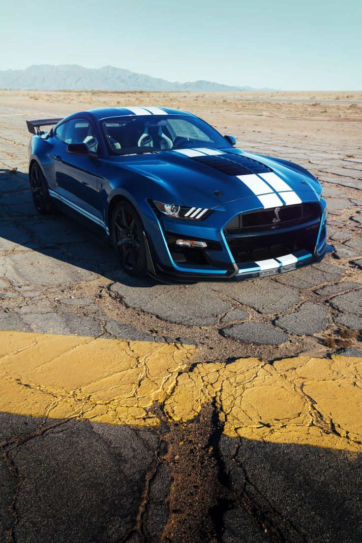 2020 Ford Mustang Shelby GT500 27   – Super cars