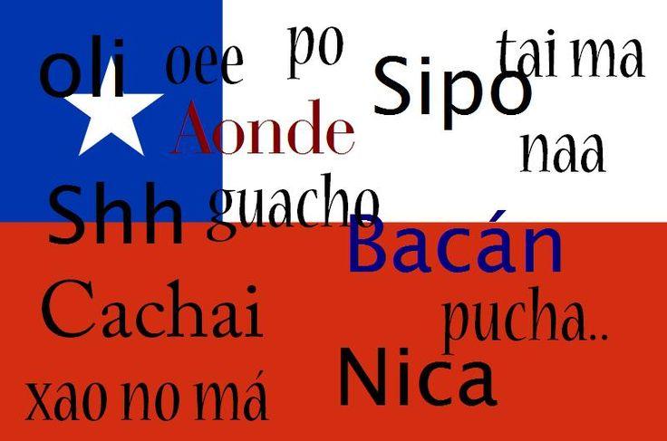 Entendendo as gírias chilenas