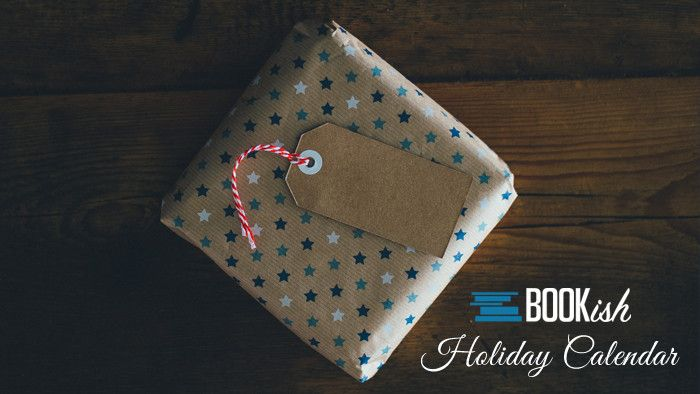 Bookish's 2016 Holiday Calendar https://www.bookish.com/articles/bookishs-2016-holiday-calendar/