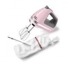 KitchenAid 7-Speed Digital Hand Mixer, Pink
