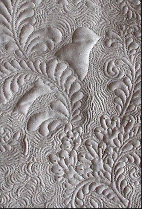298 best quilt free motion quilting images on pinterest free motion quilting longarm for Free motion quilting ideas