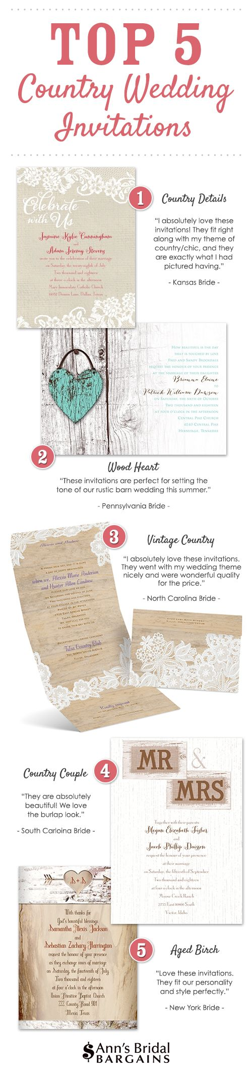 172 Best Affordable Wedding Invitations Images On Pinterest