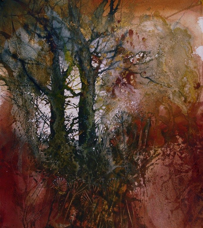Ann Blockley has a new article in the May edition of The Artist Magazine out now called Painting From The Heart. She also has a piece in th...