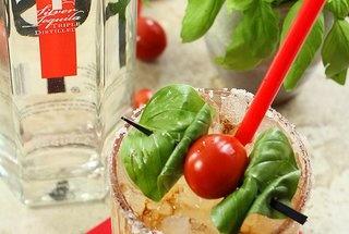 Caprese Margarita — Recipe from Creative Culinary. want one right ...