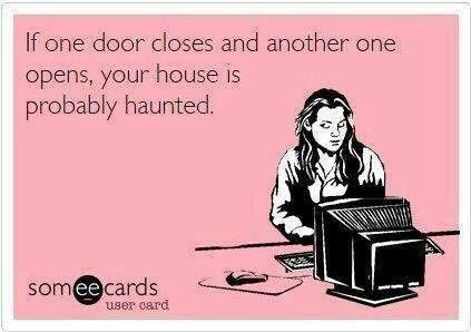 Haunted... #halloween #funny