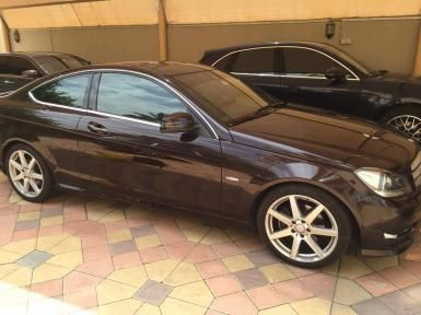 Mercedes C250 2012 - Perfect condition
