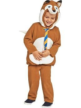 Fox Costumes for Baby