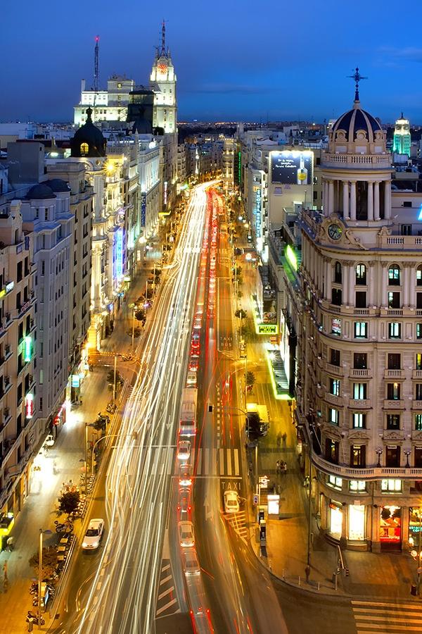 Vincci: Gran Vía (Madrid)