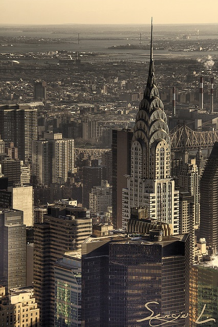 New York New York. Chrysler Building!