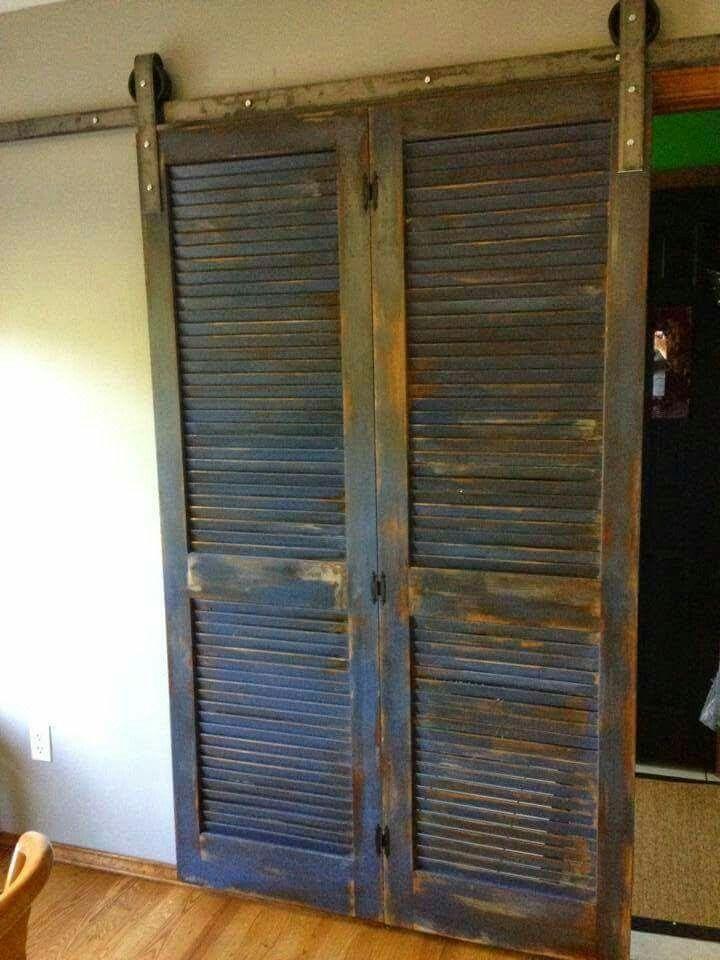 133 Best Images About Barn Door Hallway On Pinterest