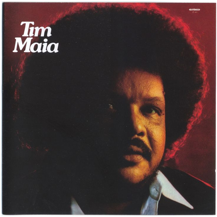 *** Album of the Week *** Tim Maia (1977)  Tim Maia has always stood out in Brazilian music as he's one of the few big soul voices. His albums which span from 1970 through to the end of the 90s saw him master the art of Brazilian soul music, passing through disco, funk and boogie on the way. If you want to hear the sound of young Brazil in the 70s, and especially for many young blacks, then Tim Maia is the artist to seek out.