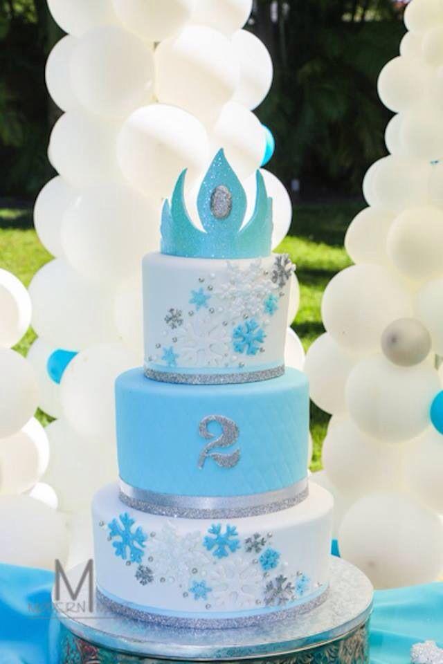 41 best Disney Frozen birthday cakes images on Pinterest Frozen