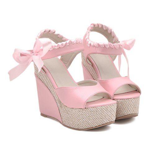 Cute Womens platform sandals