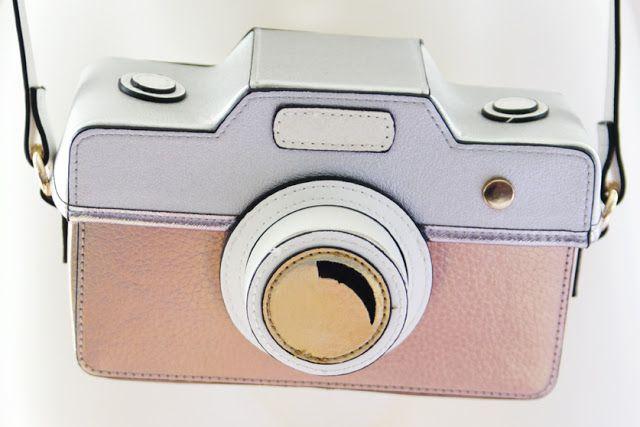 Click Flash - Cara Camera Across Body Bag from Accessorize | diana@fashionlovesphotos.com