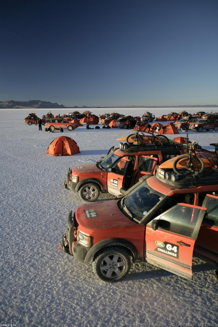 G4 Challenge - Land Rover Discovery
