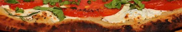 Anthony's...brick oven pizza!