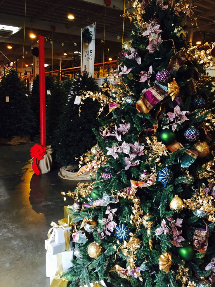 Balsam Hill designs stunning Christmas trees and
