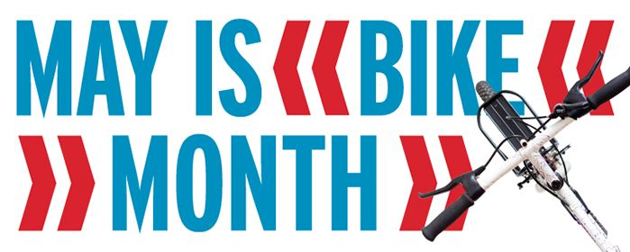 #NationalBikeMonth #BikeMonth National Bike Month | League of American Bicyclists
