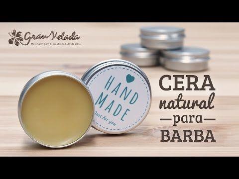 Hacer cera natural para barba