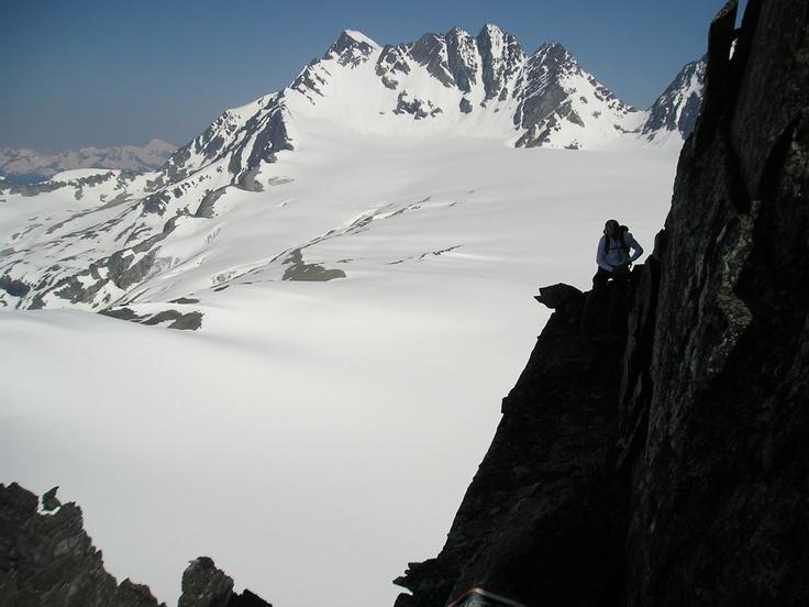 Mount TupperMount Tupper, Alpine