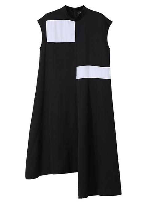 40248048bfca Lulagal Casual Dresses Chiffon Dresses Casual Crew Neck Sleeveless Casual  Dresses – lulagal