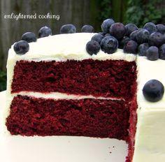 Vegan Red Velvet Cake | power hungry