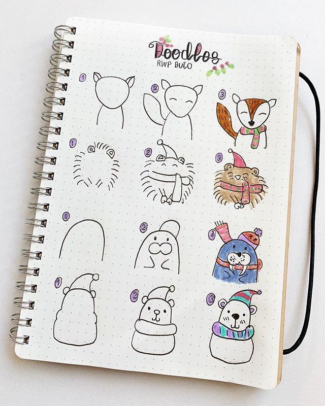 Erena Study With Images Bullet Journal Doodles Bullet Journal