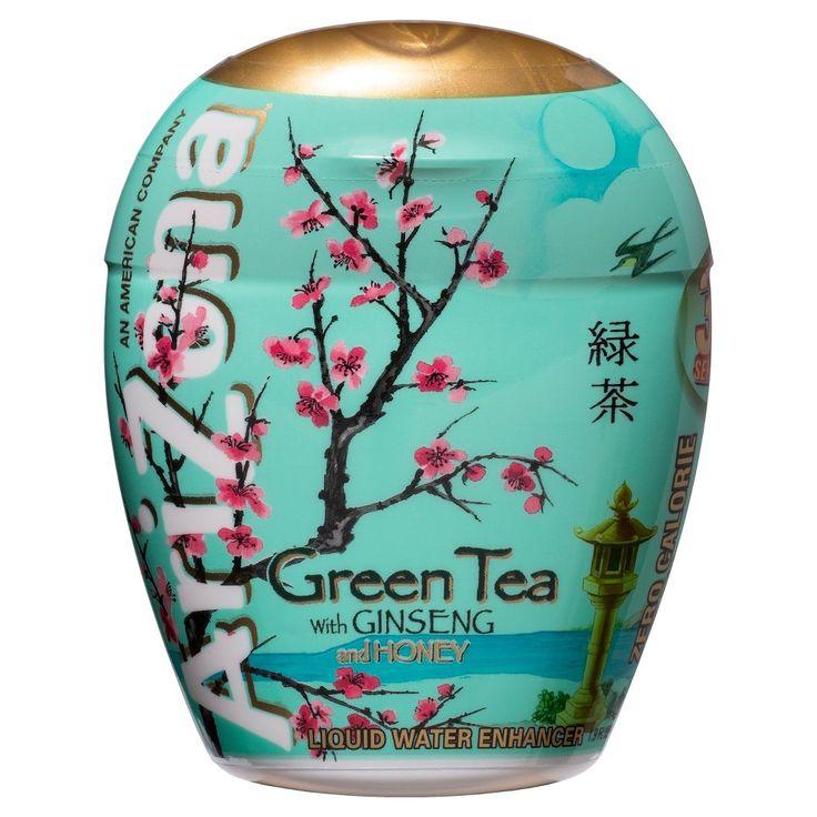 Arizona Green Tea Liquid Water Enhancer - 1.9 fl oz Bottle
