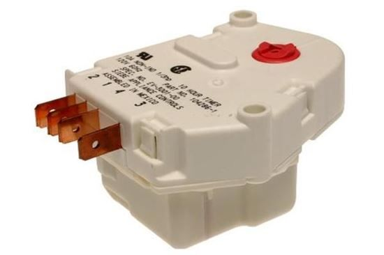 Amana Appliance Parts Whirlpool Jenn-Air KitchenAid Maytag Roper Admiral Sears Kenmore Norge Magic Chef Amana Refrigerator Defrost Timer - Part# R0168027 Low cost and better quality- Appliance Parts and Supplies
