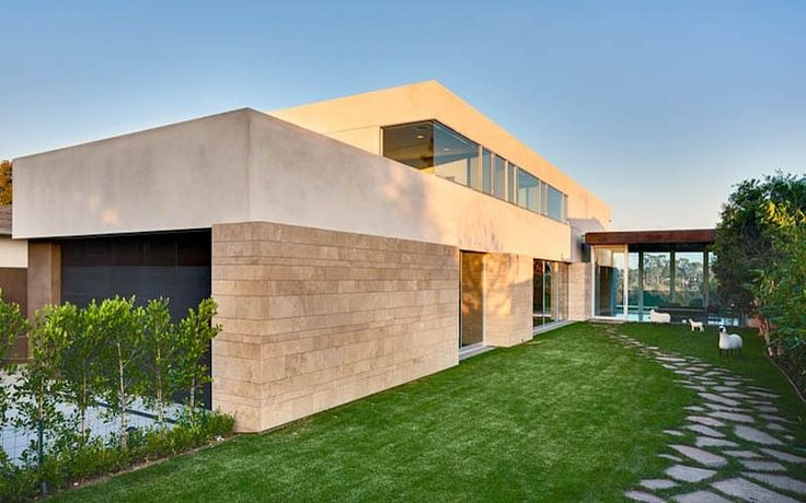 Carrillo Residence by Ehrlich Architects