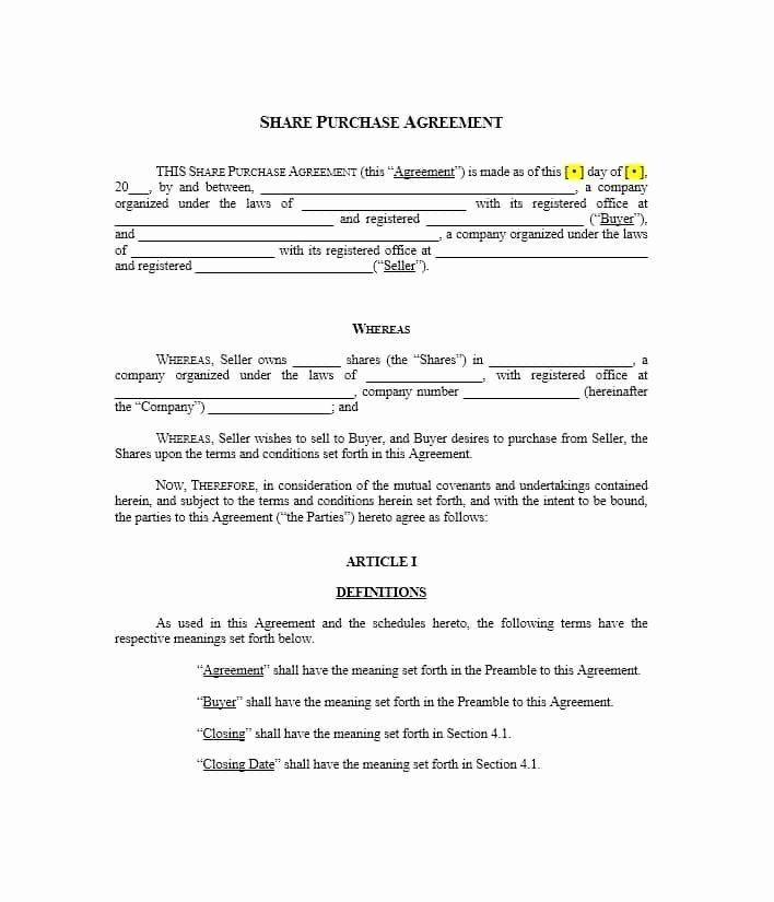 40 Land Purchase Agreement Form Pdf With Images Marketing Plan