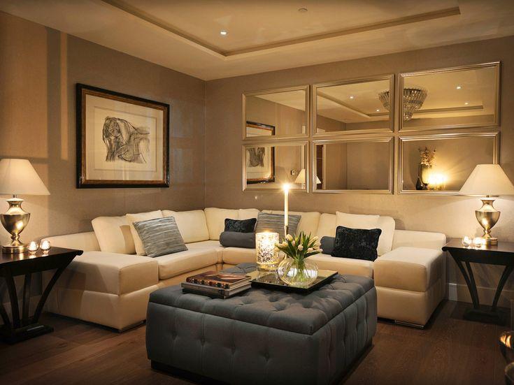 зеркала за диваном гостиной для расширения пространства: 20 тыс изображений найдено в Яндекс.Картинках