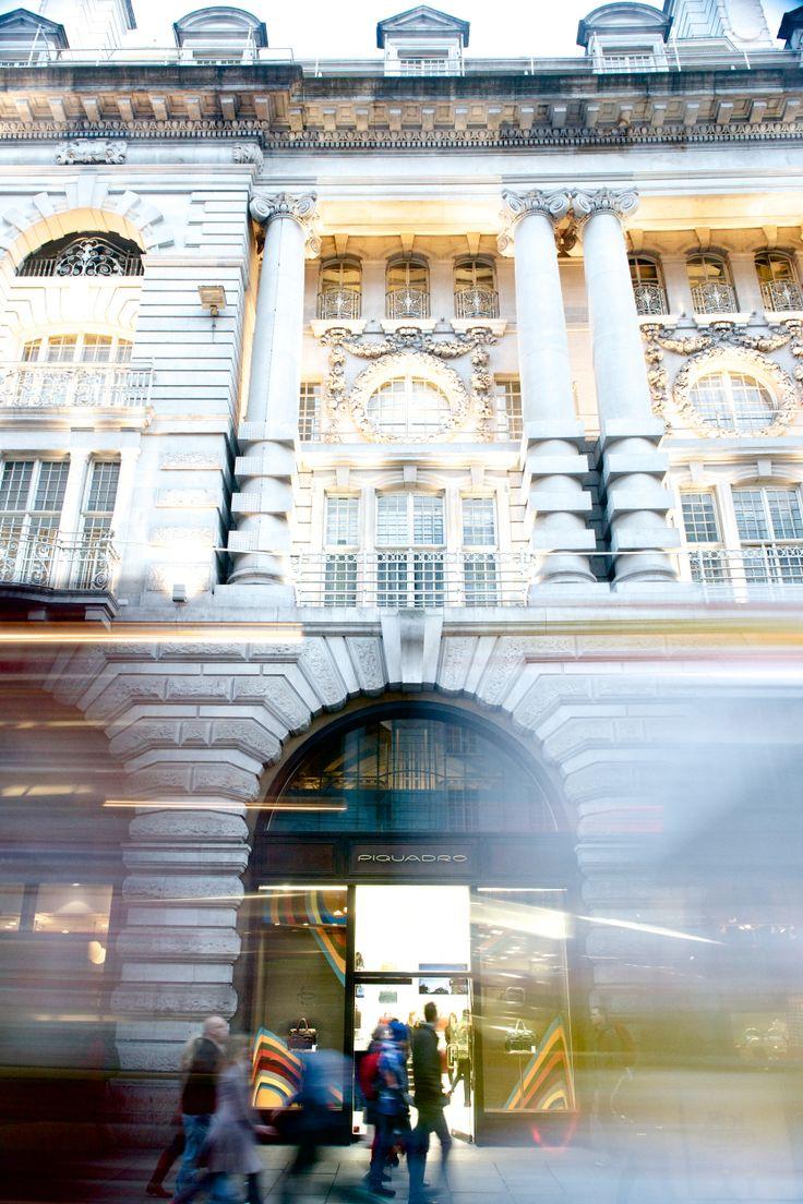 Piquadro boutique in Regent Street, London