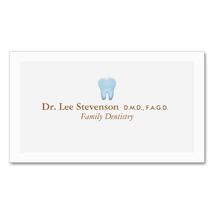 Dentist office dds appointment business card business cards and card templates for Microsoft office business cards template