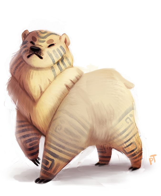 Day 558. Nanook by Cryptid-Creations on deviantART
