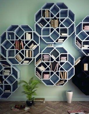Bibliothèque par Younes Duret, designer marocain