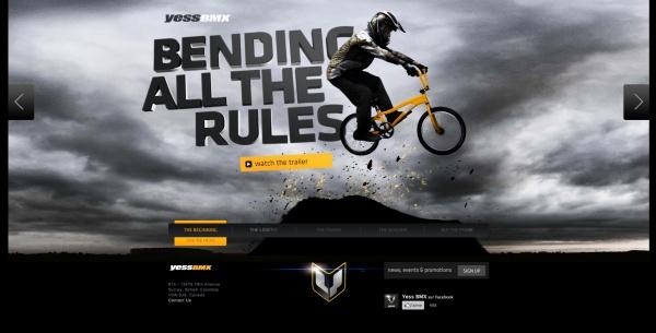 Yess BMX - http://yessbmx.com