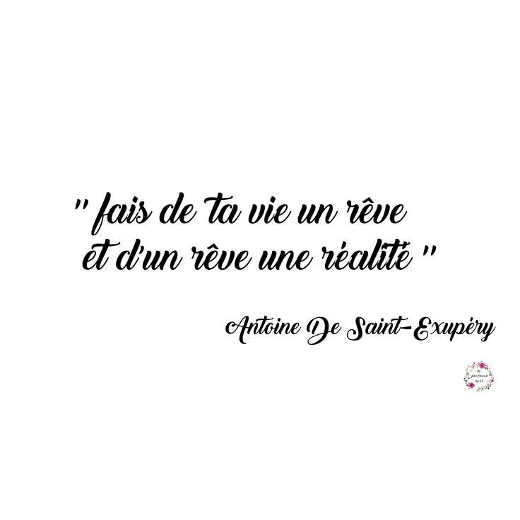citation du dimanche soir #2 de Antoine de Saint-Exupéry