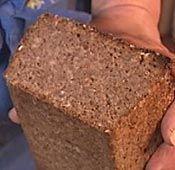 Bröd att baka: Gammeldags danskt rågbröd