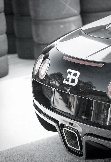 If I got a bike, it would be Ducati. If I got a supercar, it would be Bugatti.