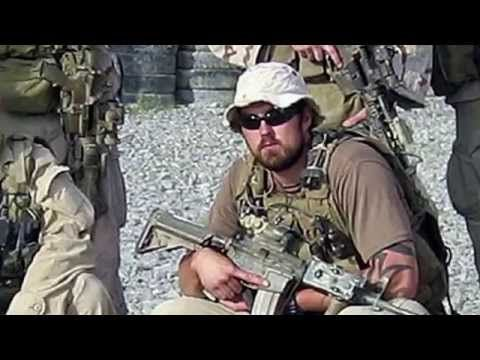 The Junk Gypsies create an office for Marcus Luttrell - YouTube