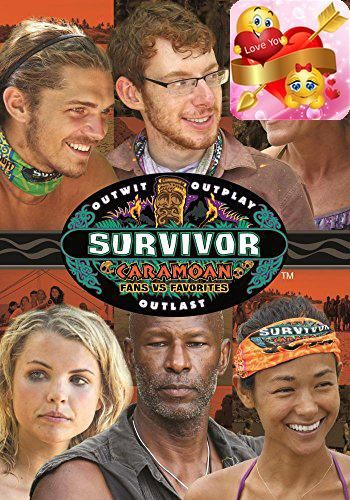 """#wow #SURVIVOR: CARAMOAN - The next-generation of """"Survivor"""" all-stars who return for their second chance at the game include Brandon Hantz (""""Survivor: South Pac..."""