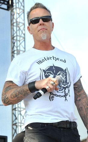 James Hetfield= hot!!