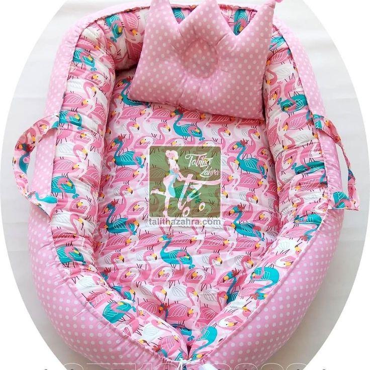 Baby Nest Kasur Bayi Nyaman, Aman, Portable Bisa Dibawa