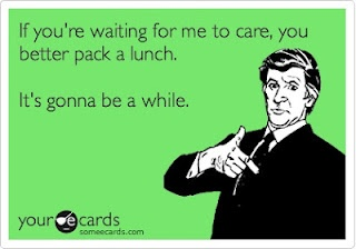 Pack a lunch...haha