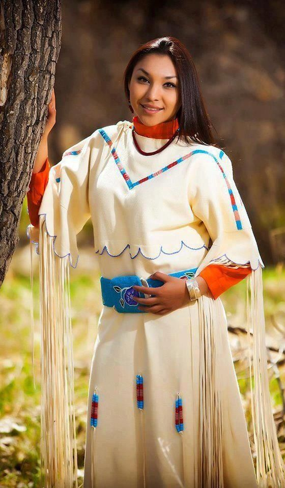 Native Americans Indians From Northern Cheyenne Indian Reservation