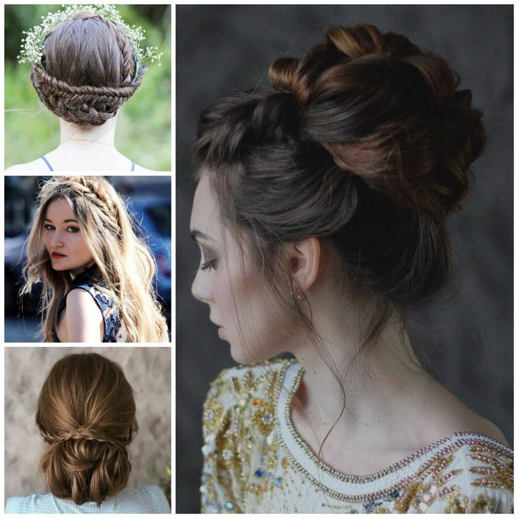 Dazzling Updos For Long Hair Haircuts Hairstyles 2016
