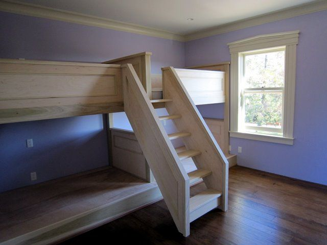 4 bed bunk bed... NEED, then all 4 boys could share a room